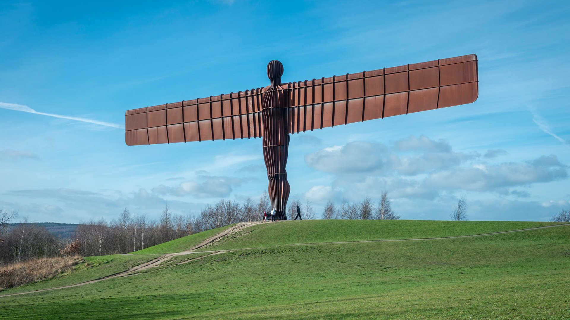 Lincoln Miles Angel of the North