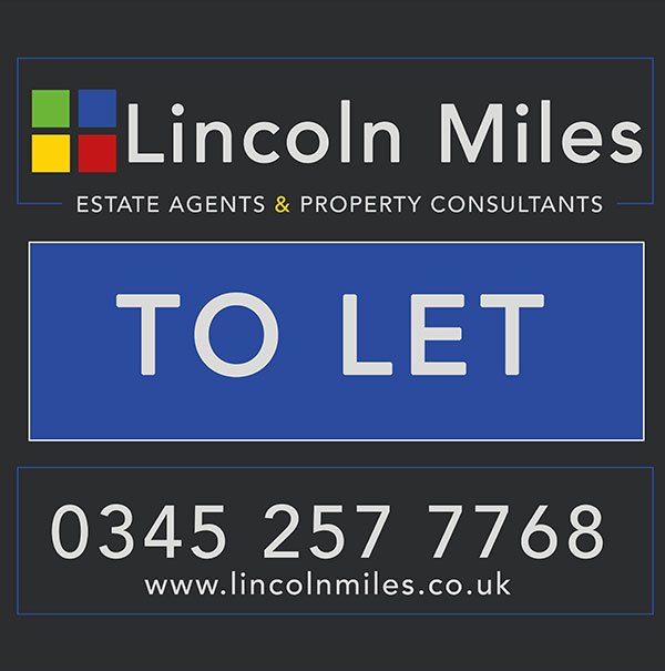 Lincoln Miles To Let Board