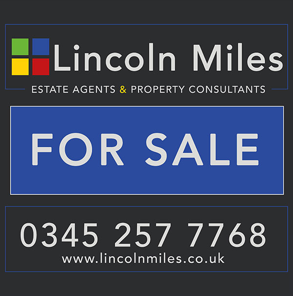 Lincoln Miles For Sale Board